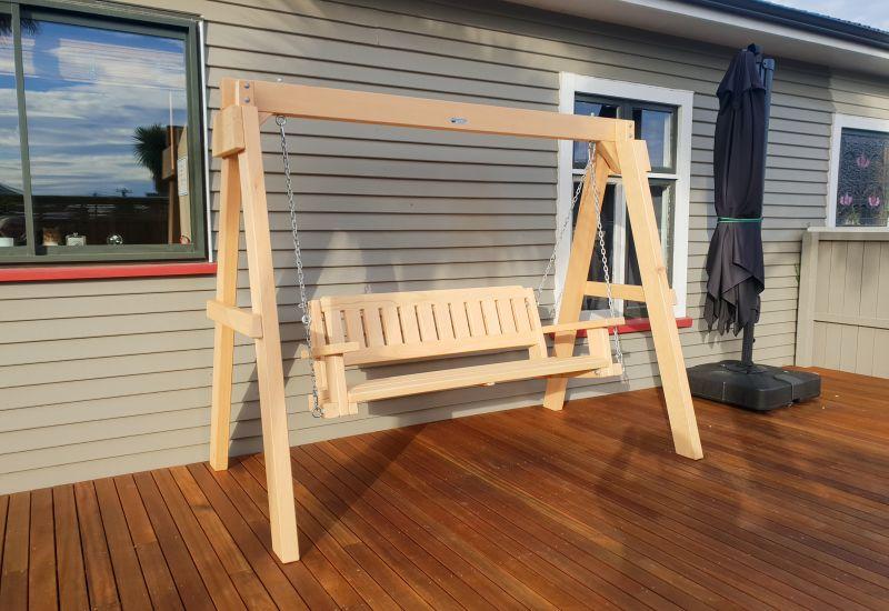 3 Seat Swing Seat