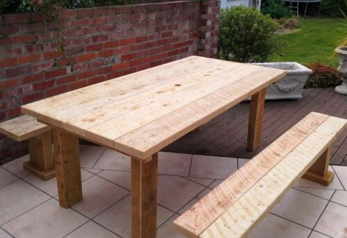 2X1m Table